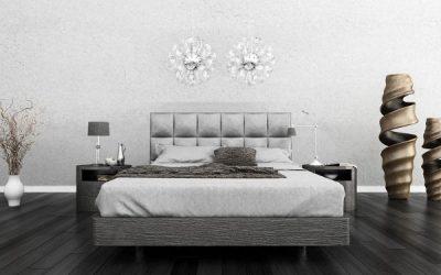 Cabeceros tapizados: calidez en el dormitorio.